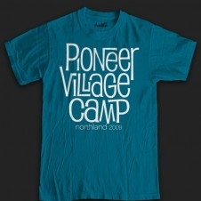 Pioneer Village 2009 Tshirt
