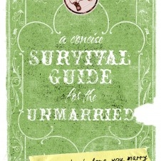 Unmarried Survival Guide Cover