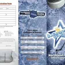 Snow Camp Brochure 2012