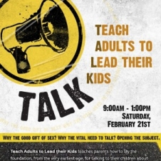 TALK Conference for parents