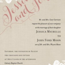 Garrison Moon Wedding