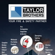 Taylor Brothers Fire