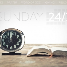 Sunday 24/7 Sermon Series