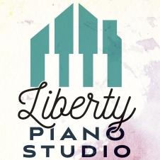 Liberty Piano Studio Logo