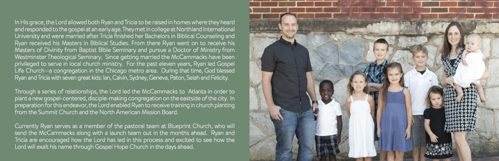 Church planting prospectus new location card malvernweather Image collections